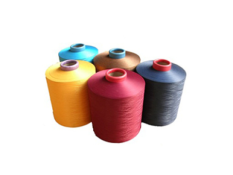 100% polyester dope dyed yarn DTY