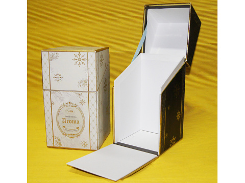 Custom Design Printing Logo Cardboard Paper Box For Jewellery Packaging