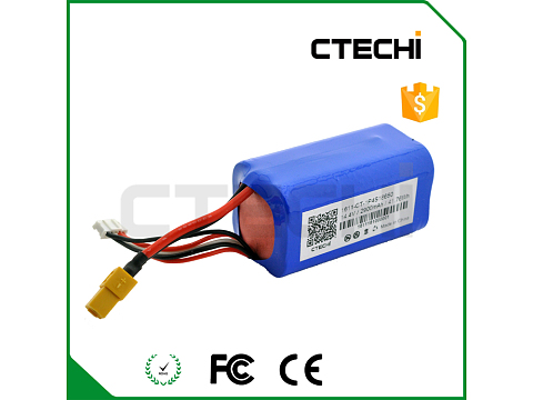 3.7V Li Ion Battery Pack — High Energy 33.5Ah Secondary Li Ion Battery Pack