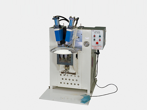 YG8 Hydraulic Lid Hole Punching Machine