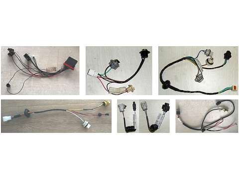 how to rewire a car wiring harness?how to make a car wiring loom? Making Motorcycle Wiring Harness on