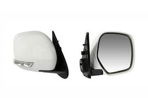 Rear view mirror adjustment tips