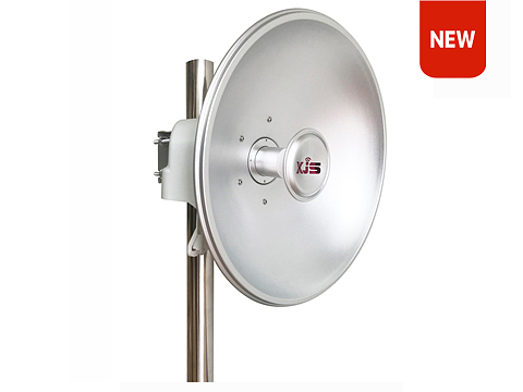 5GHz (4.8 GHz to 6.5 GHz) 29dBi Heavy Duty PtP Dish Antenna